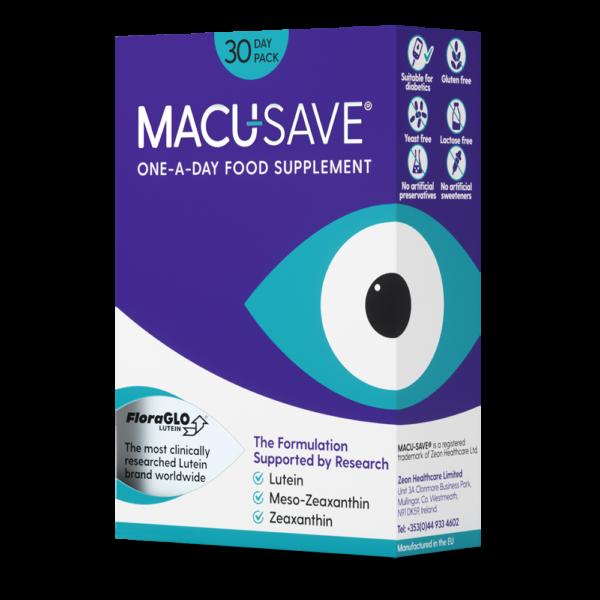 macu-save 30 - macular degeneration
