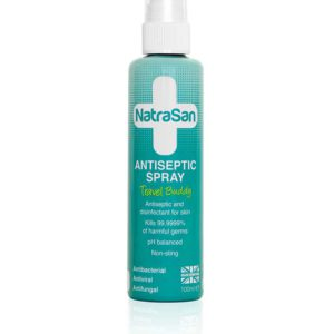 PPE Antiseptic Spray 100ml - NatraSan