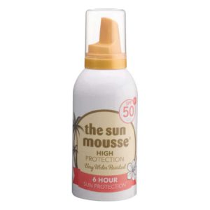 The Sun Mousse SPF50