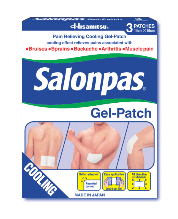 Salonpas - Gel Patch