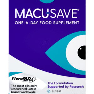 Macu-Save Food Supplement - Macular Degeneration