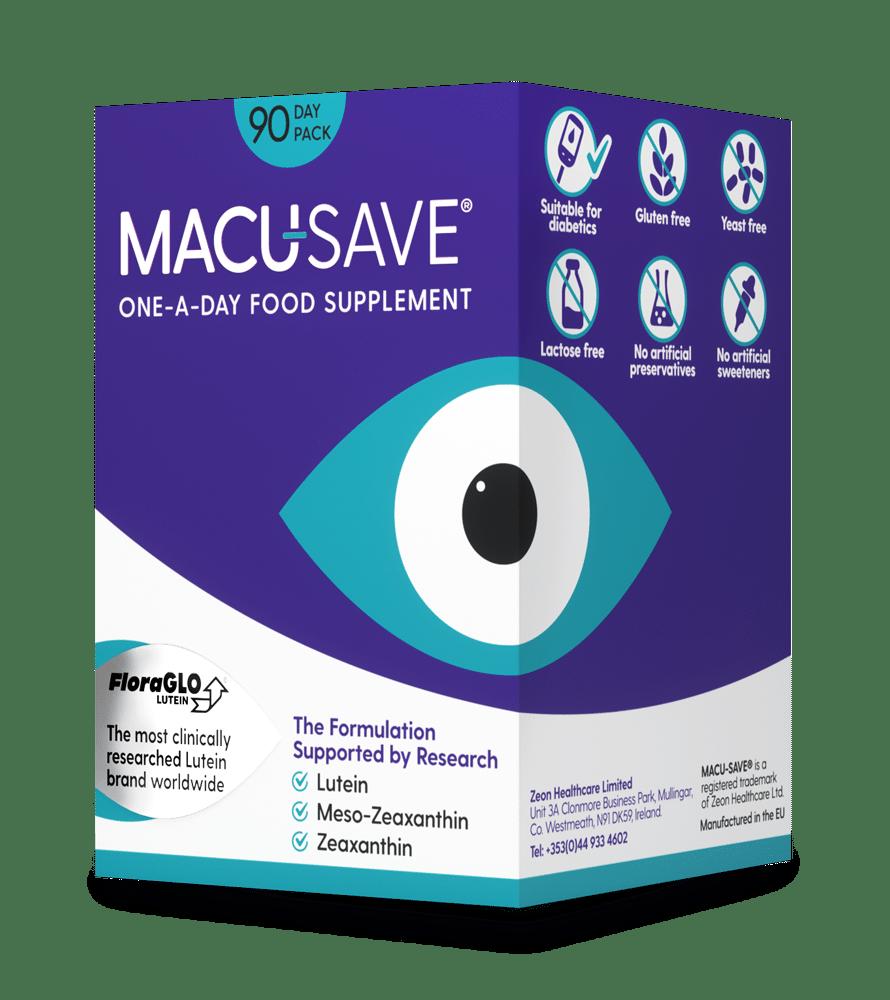 macu save eye supplement